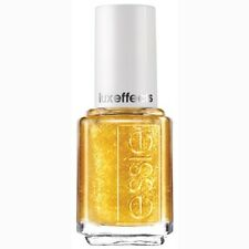 "Essie Luxeffects Golden Yellow Nail Polish Model 950 ""As Gold As it Gets"""