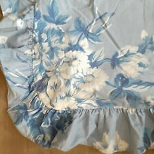 Ralph Lauren blue Grace pillow sham standard 100% cotton cottage