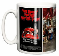 Movie Musical Mug, The Rocky Horror Picture Show 1975 Poster & Scene Curry Gift