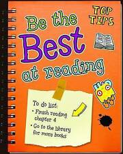 Be the Best at Reading (Read Me!: Top Tips)-ExLibrary