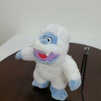 "Rudolph The Red Nosed Reindeer Bumble Abominable Snowman 7"" Plush Stuffed Toy"