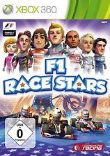Microsoft XBOX 360 Spiel ***** F1 Race Stars ****************************NEU*NEW