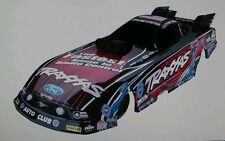 2014 COURTNEY FORCE TRAXXAS FORD MUSTANG FUNNY CAR 1/64 NHRA DRAG RACING