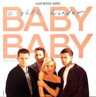 """Eighth Wonder 12"""" Baby Baby - Europe (EX+/EX+)"""
