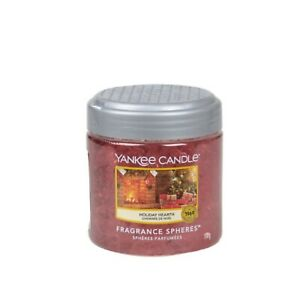 Yankee Candle Holiday Hearth Fragrance Spheres Scented Home Odour Neutraliser