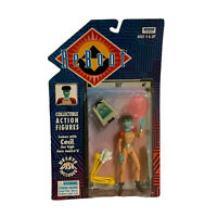 Reboot Dot & Cecil Irwin Toys Action Figure Vintage 1995