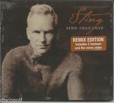 STING - Send your love REMIX EDITION  - CDs SINGOLO SIG