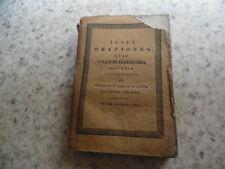 1820.Isaei orationes..grec