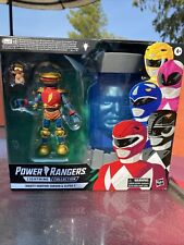 Might Morphin Power Rangers Lightning Collection Zordon & Alpha 5 IN HAND