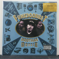 FUNKDOOBIEST 'Brothas Doobie' Ltd. Edition 180g BLUE Vinyl LP NEW/SEALED