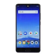 Sharp Aquos C10 Dual-SIM 64GB black Android Smartphone Kundenretoure wie neu