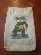 Teenage Mutant Ninja Turtles Laundry Bag Clothing Vintage Tmnt Original Raphael