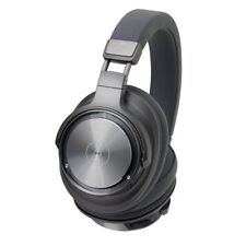 Audio-Technica ATH-DSR9 BT Wireless Over-Ear Bluetooth Kopfhörer (Platinum)