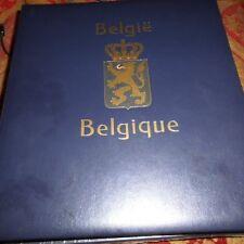 België 1969/1984 - Verzameling in Davo III album