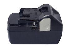 powersmart 18v 4000mah Pila para Hitachi CR 18dsl, DH 18dsl, DS 18dbl