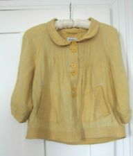 Top Shop yellow jacket