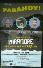Parahoy Maiden Voyage Signed Poster