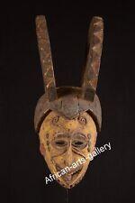 219 Alte Helmmaske der Igbo Nigeria    Afrika