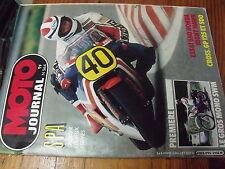 µ?  Moto Journal n°564 SWM XN 350/506 Honda 650 Night Hawk  Spencer