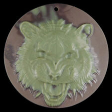 Carved Tiger Bead C ED506032