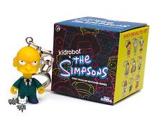 Mr. Burns - The Simpsons Crap-Tacular Keychain Series x Kidrobot - Brand New