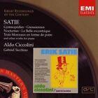 Aldo Ciccolini - Satie: Works For Piano (NEW CD)