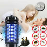 Electric UV Lighs Mosquito Killer Insect Grill Fly Bug Zapper Trap Catcher Lamp