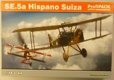 Eduard 1/48 SE-5a Hispano Suiza Bi-Plane ProfiPack Model Kit 82132
