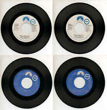 Lot of 2: DENNY DOHERTY 45 Records YOU'LL NEVER KNOW / GOODNIGHT & GOODMORNING