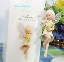 Hallmark Lily Fairy Messenger ornament 2008
