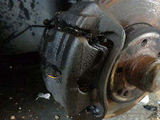 MERCEDES CLC CL203 09-15 BRAKE DISC AND CALIPER FRONT LEFT SIDE
