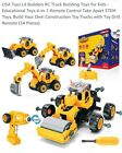 Lil Builders Take Apart remote control truck. STEM toy. New