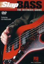 Slap Bass [New DVD]