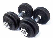 30kg Fitnessstudio Hantel-Sets & Training Gewicht