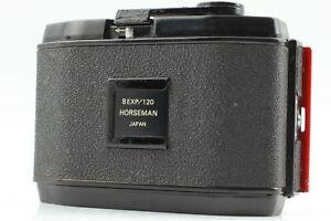 """""""Exc+5"""" Horseman 8EXP/120 Roll Film Back Holder 6x9 from JAPAN #299"""