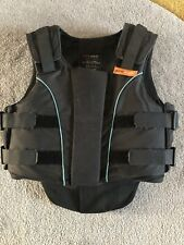 Childs Airowear Equestrian Body Back Protector Size Y4 Short