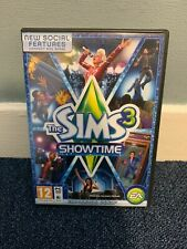 The Sims 3 Showtime Expansion Pack Video Game - PC DVD-Rom & MAC
