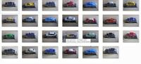 Lotto di n°10 Legendary Cars Die Cast scelta - 10 cars to choose from the list