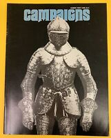 Campaigns: International Magazine of Military Miniatures, #39, March/April 1982