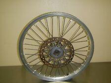 1990 suzuki rm250 front wheel rm 250 ahrma