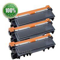 3pk TN660 HY Toner Cartridge For Brother TN630 HL-L2320D L2340DW L2360DW