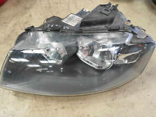 AUDI A3 S LINE (05'-08') FRONT LEFT PASSENGER NEAR SIDE HEADLIGHT 8P0941003L