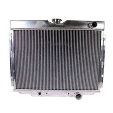 FOR 67-70 FORD MUSTANG/FAIRLANE/RANCHERO V8 3 ROW/CORE FULL ALUMINUM RADIATOR