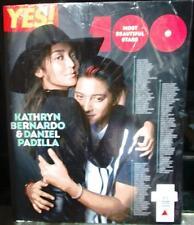 YES MAGAZINE Most Beautiful Stars KATHRYN BERNARDO & DANIEL PADILLA Philippines