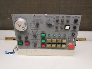 MITSUBISHI OPERATOR PANEL MB9601, GOOD TAKEOUT! COMPLETE, MAKE OFFER!