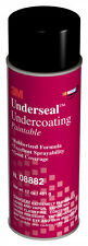SET OF 3 CANS      3M Undercoating 08882, Net wt 17 oz/481  8882
