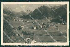 Trento Vigo di Fassa cartolina QT4953