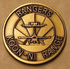 Rangers Koon-Ni Range Shack! Air Force Challenge Coin