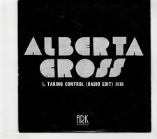 (GT312) Alberta Cross, Taking Control - 2009 DJ CD