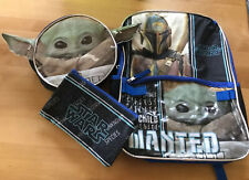 New listing Star Wars Backpack Lunch Box and Zip Pouch